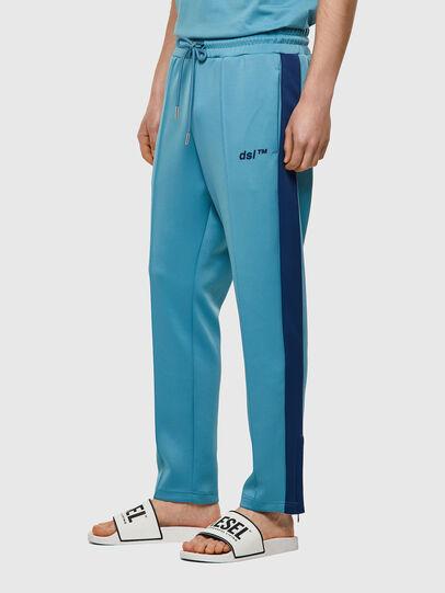 Diesel - P-CHROMY, Blue - Pants - Image 3