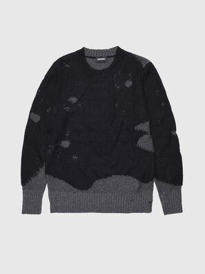 KSLOUR, Black - Knitwear