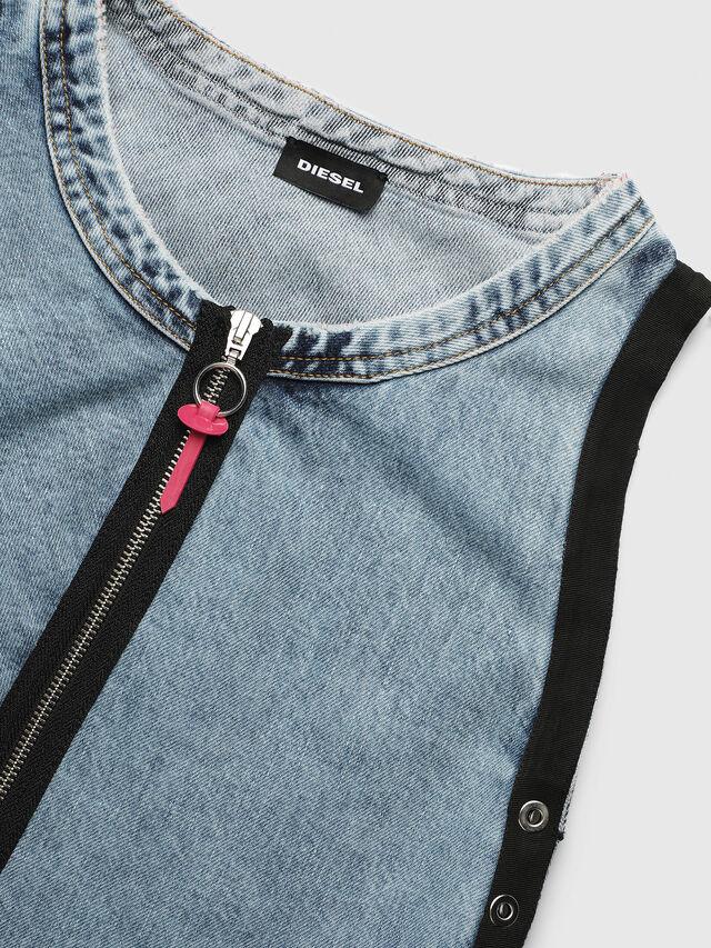 Diesel - DELFYD, Blue Jeans - Dresses - Image 3