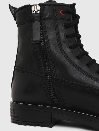 Diesel - D-THROUPER DBB Z, Black - Boots - Image 4