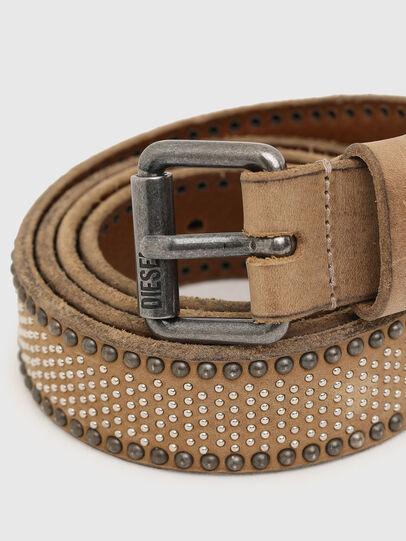 Diesel - B-OLITY, Light Brown - Belts - Image 2