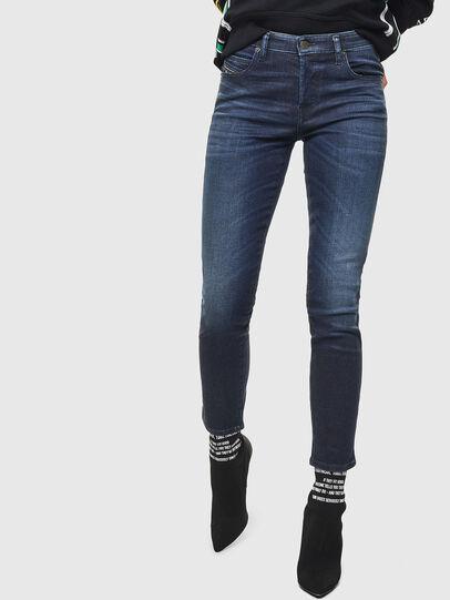 Diesel - Babhila 083AF, Dark Blue - Jeans - Image 1