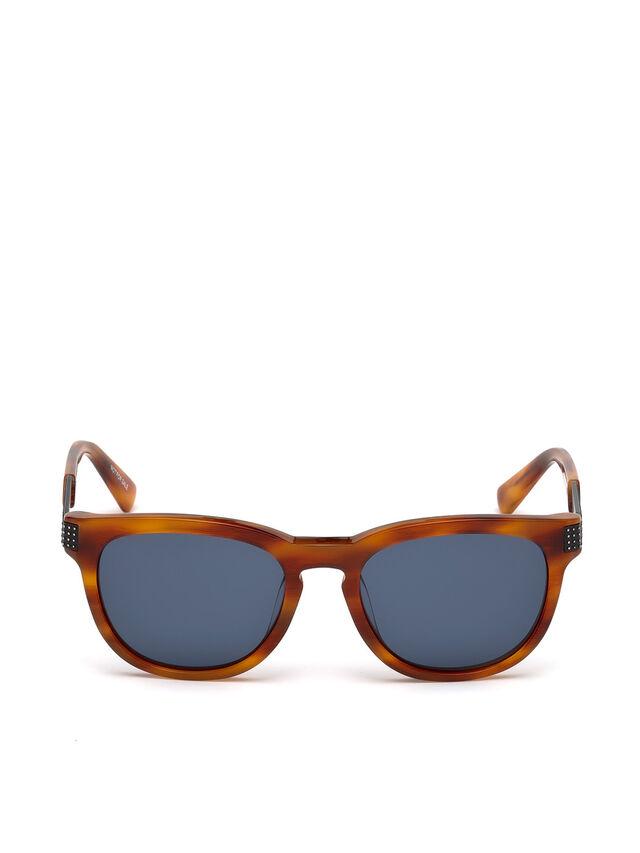 Diesel - DL0237, Light Brown - Eyewear - Image 1