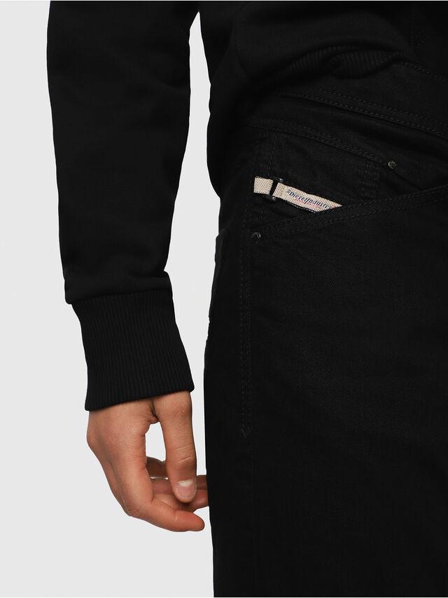 BELTHER 0886Z, Black Jeans