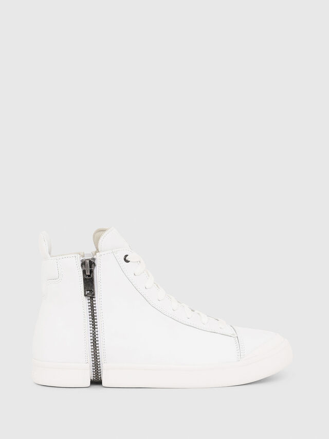 Diesel - S-NENTISH, White - Sneakers - Image 1