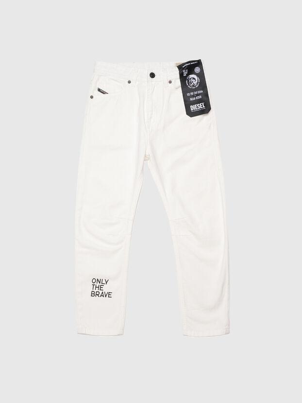 NARROT-R-J-N, White - Jeans