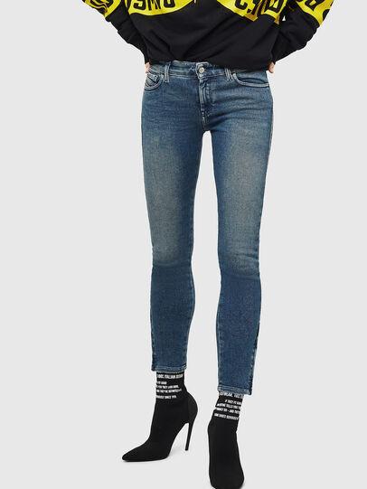 Diesel - Slandy Zip 083AL,  - Jeans - Image 1