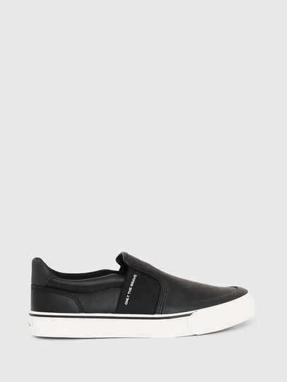 Diesel - S-FLIP SO, Black - Sneakers - Image 1