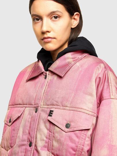 Diesel - G-SOJO, Pink - Jackets - Image 4