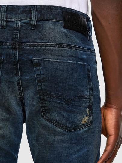Diesel - Krooley JoggJeans 069NP, Dark Blue - Jeans - Image 6