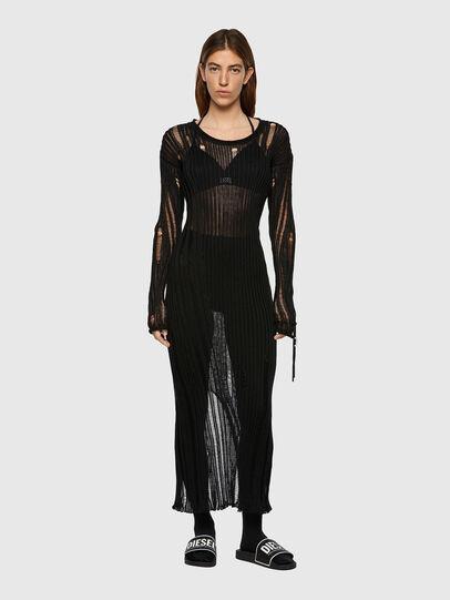 Diesel - M-MARYLAND, Black - Dresses - Image 1