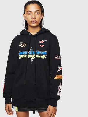 ASTARS-F-GIR-HOOD-FL,  - Sweaters