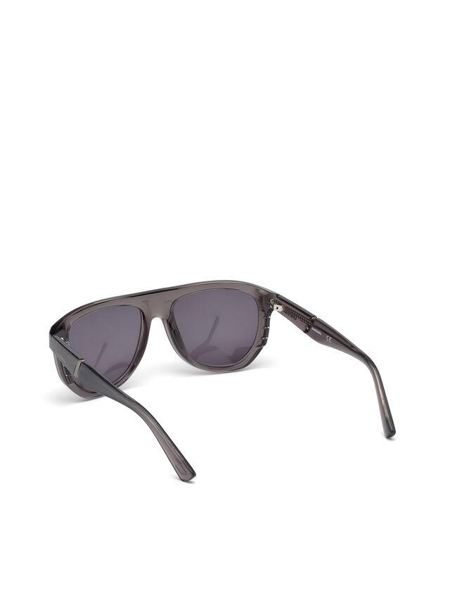 Diesel - DL0255, Grey - Sunglasses - Image 2