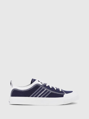 S-ASTICO LOW LACE, Blue/White - Sneakers