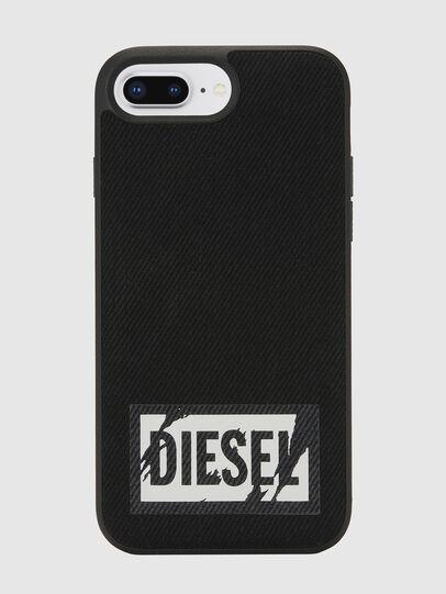Diesel - BLACK DENIM IPHONE 8 PLUS/7 PLUS/6S PLUS/6 PLUS CASE,  - Cases - Image 2