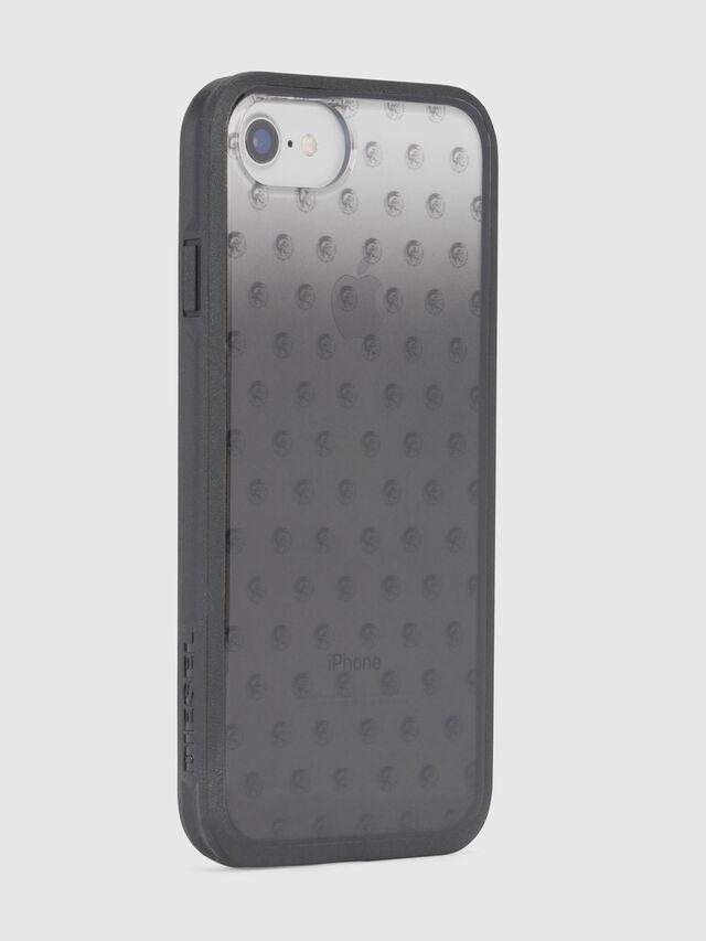 Diesel MOHICAN HEAD DOTS BLACK IPHONE 8 PLUS/7 PLUS/6s PLUS/6 PLUS CASE, Black - Cases - Image 6