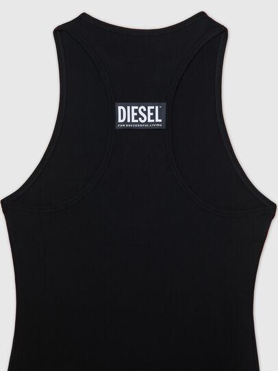 Diesel - UFTK-TANKNEE, Black - Tops - Image 3