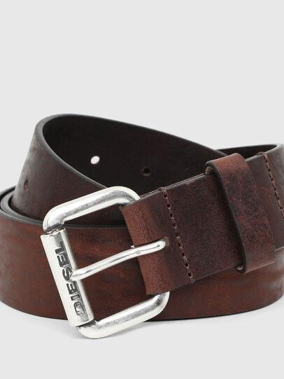 Diesel - B-ROLBUCK, Brown - Belts - Image 2