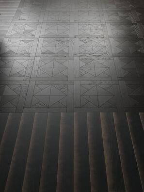 STUD BLACK,  - Flooring