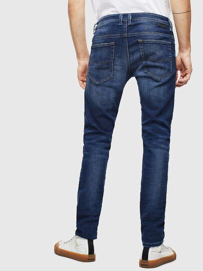Diesel - Thommer JoggJeans 088AX, Dark Blue - Jeans - Image 2