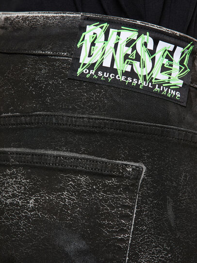 Diesel - Fayza 009DL, Black/Dark grey - Jeans - Image 4