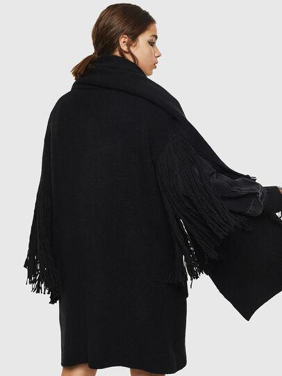 Diesel - M-BOU-B, Black - Winter Jackets - Image 2