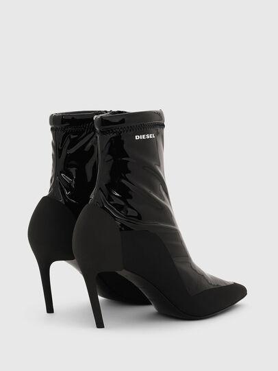 Diesel - D-SLANTY ABM, Black - Ankle Boots - Image 3
