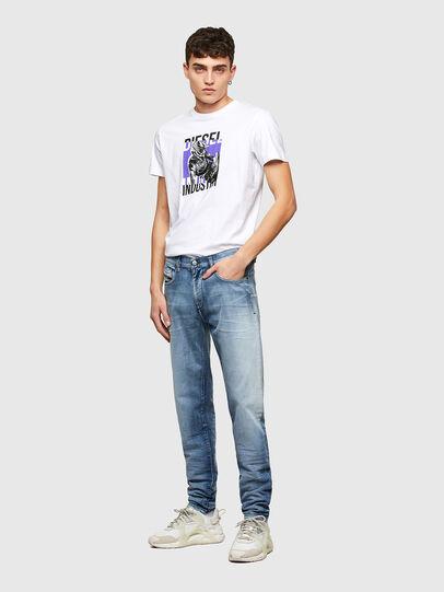Diesel - D-Strukt 009NS, Light Blue - Jeans - Image 5