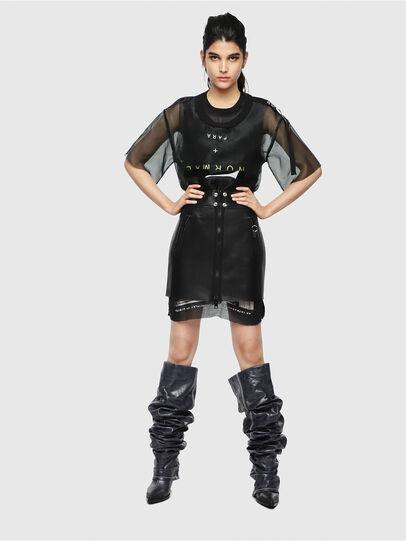Diesel - L-SAKI,  - Skirts - Image 4
