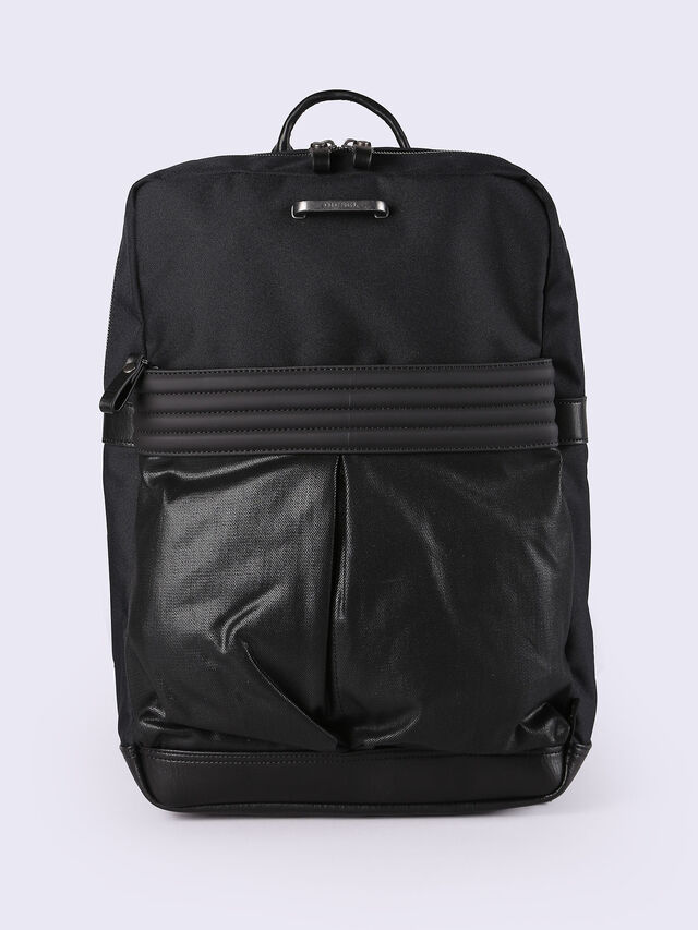 M-PROOF BACK, Black