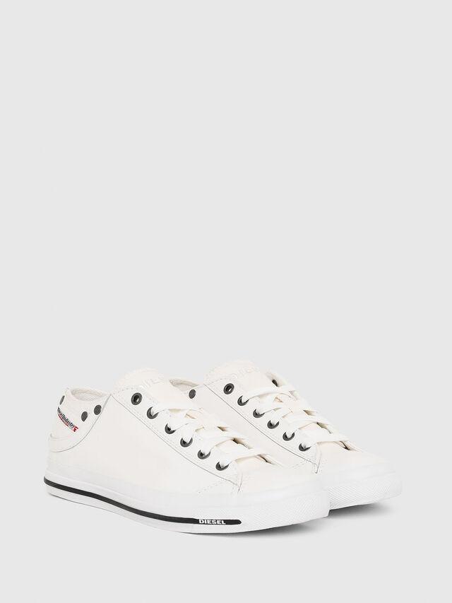 Diesel - EXPOSURE IV LOW  W, White - Sneakers - Image 2