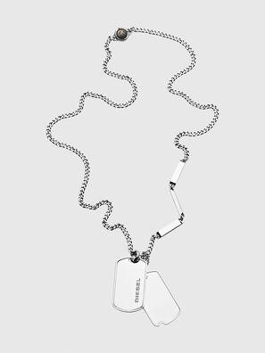 DX1173, Silver - Necklaces