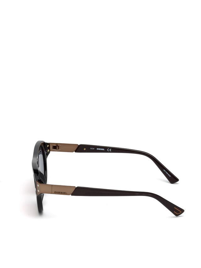 Diesel - DL0233, Black - Eyewear - Image 5