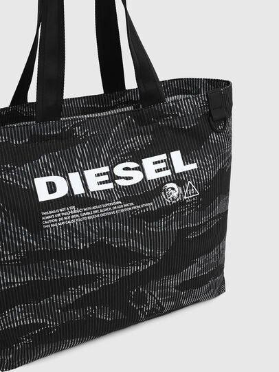 Diesel - D-THISBAG SHOP M,  - Shopping and Shoulder Bags - Image 4