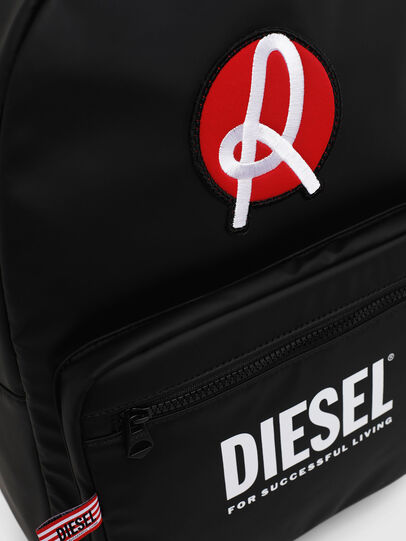 Diesel - LR-F-DISCOVER BACK N, Black - Backpacks - Image 5