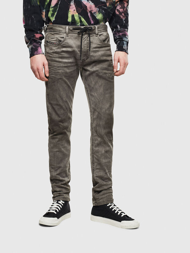 Thommer JoggJeans 069MM, Grey - Jeans