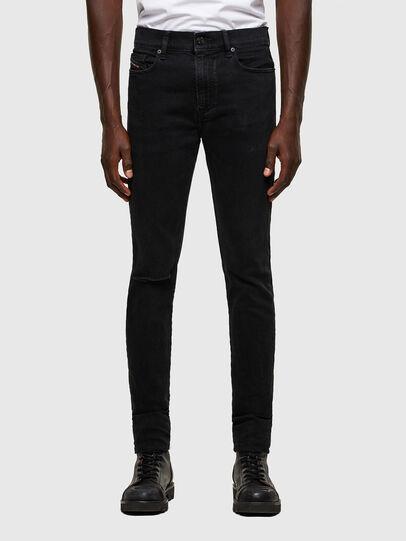 Diesel - D-Amny 084ZN, Black/Dark grey - Jeans - Image 1