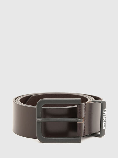 Diesel - B-CASTEL II, Brown - Belts - Image 1