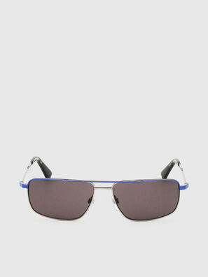 DL0308, Blue/Grey - Sunglasses