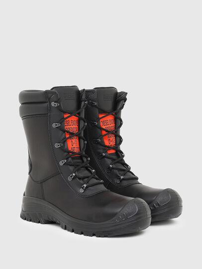 Diesel - H-WOODKUT BT, Black - Boots - Image 2