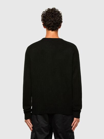Diesel - K-WILSON, Black - Knitwear - Image 2