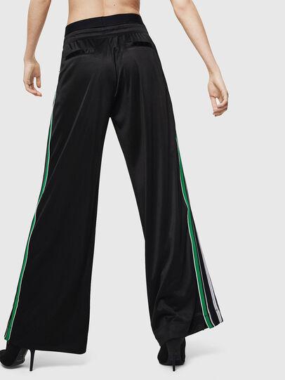 Diesel - P-AMURA, Black - Pants - Image 2