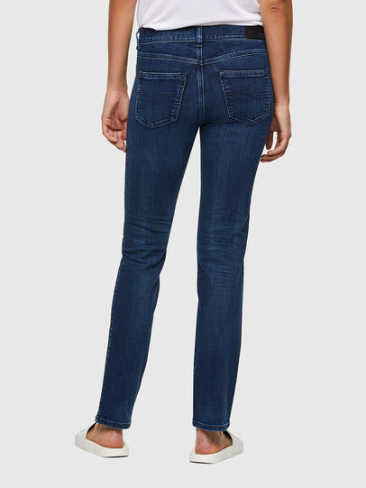 Diesel - Sandy 009QI, Dark Blue - Jeans - Image 2