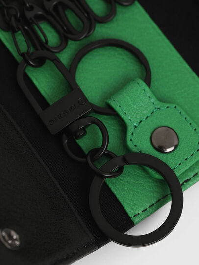Diesel - KEYCASE II, Black/Green - Bijoux and Gadgets - Image 4