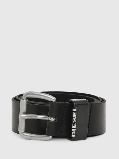 Diesel - B-ZANO, Black - Belts - Image 1