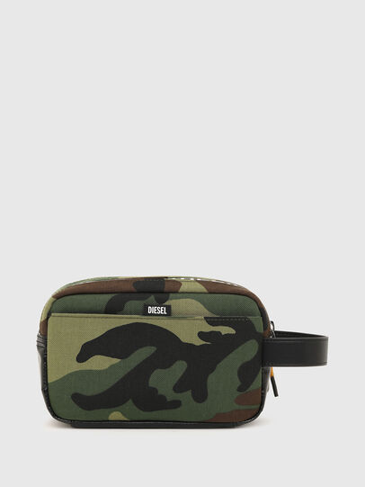 Diesel - POUCHUR, Military Green - Bijoux and Gadgets - Image 1