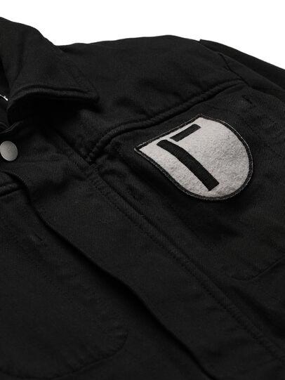 Diesel - GR02-U301, Black - Jumpsuits - Image 4
