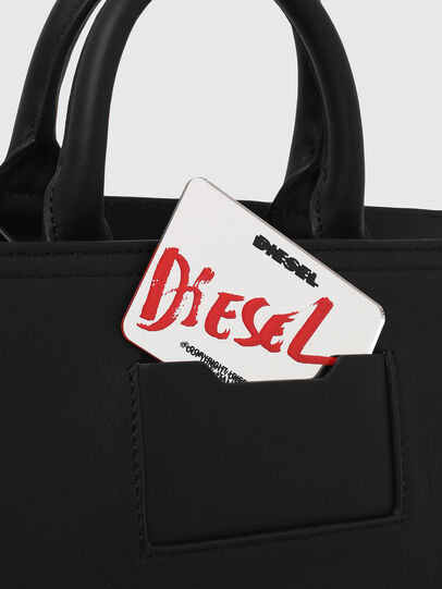 Diesel - PIRITE, Black - Satchels and Handbags - Image 5
