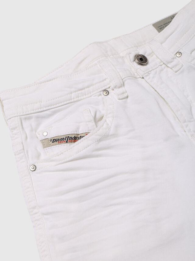 Diesel - THOMMER-J, White - Jeans - Image 3