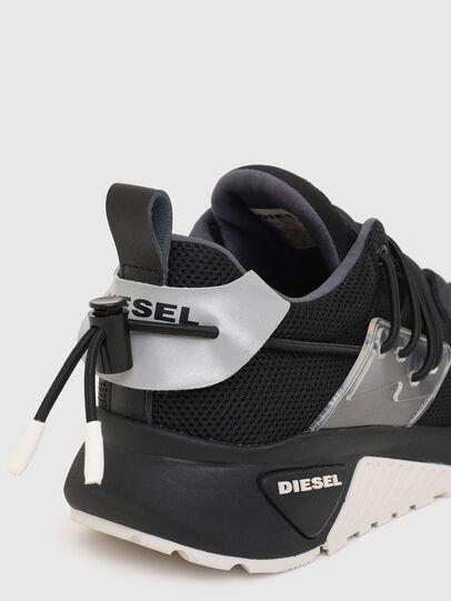 Diesel - S-KB UP LACE, Black/Blue - Sneakers - Image 4